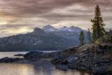 Alpine Lake Morning