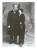 Houdini and Wife