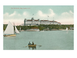 Wentworth Hotel, New Castle, New Hampshire