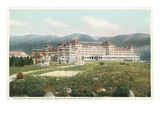 Mt. Washington Hotel, Bretton Woods, New Hampshire