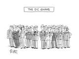 The D.C. Shake - Cartoon