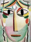Face of the Saviour, 1919