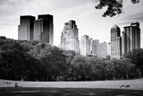 Central Park view - Manhattan - New York City - United States