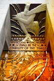 Entry Rockefeller Center - Manhattan - New York City - United States