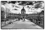 Pont des Arts - Institut de France - Paris - France