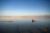 Couple in Healing Mud, Dead Sea, Israel