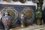 Ceramics, Crafts, Fes, Morocco, Africa