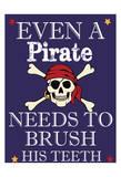 Pirate Must Brush