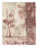 Framed Blossoms II