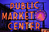 Public Market Sign II