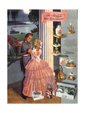 1930s USA Old South Magazine Advertisement