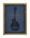 Nashville, Tennessee (Blue Mandolin)
