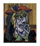 Weeping Woman, 1937