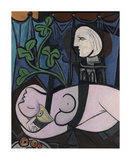 Nude, Green Leaves and Bust, 1932