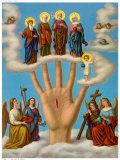 Die Hand der Allmacht