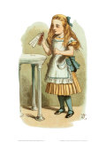How Alice Grew Tall