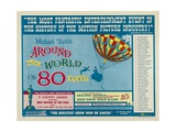 """Around the World In 80 Days, 1956, """"""""Around the World In Eighty Days"""""""" Directed by Michael Anderson"""