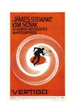 "Listen Darkling, 1958, """"Vertigo"""" Directed by Alfred Hitchcock"