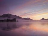 UK, Scotland, Strathclyde, Loch Awe, Kilchurn Castle