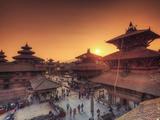 Nepal, Kathmandu, Patan (UNESCO Site)