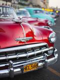 Classic American Car, Havana, Cuba