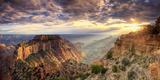 USA, Arizona, Grand Canyon National Park, North Rim, Cape Royale