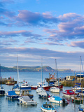 UK, England, Dorset, Lyme Regis, a Gateway Town To the Site of the Jurassic Coast, Cobb Harbour