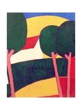 Provencal Paysage, 1997