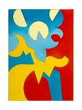Blue-Yellow-Red, 2009