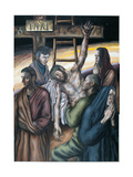 Stations of the Cross XIII: Jesus Taken Down from the Cross, 2008