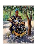 Woman Sitting, 2004