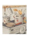 On the Kitchen Range, 2003
