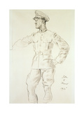 Portrait of Aircraftman T.E. Shaw, 1935