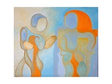 Man and Woman Nr 1, 2009