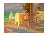 Evening Terrace, 2003