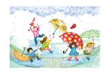 Umbrella Dance - Turtle