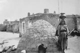 Women at Pueblo, 1900