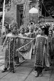 Children in Traditional Dresses