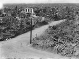 Ruins, Lens, 1917