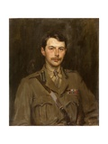 Portrait of Edward Cavendish When Marquess of Hartington, c.1918-20