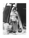 Girl Carrying Water, Mexico, 1927