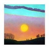 Sunset, 2003