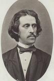 Portrait of Josef Strauss