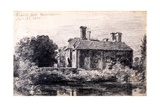 Knowle Hall, 1820