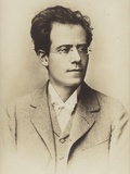Portrait of Gustav Mahler