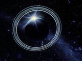 Artwork Showing Voyager 2's View of Uranus