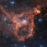 Emission Nebula IC 1805