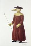 Plague Doctor, 18th Century