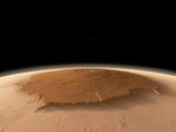 Olympus Mons, Mars, Artwork