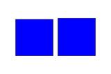 Square Illusion - Vertical Lines Appear Longer